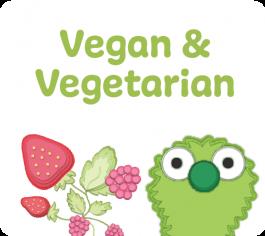 Vegan-and-vegetarian